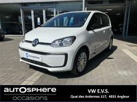 Volkswagen Up! ! move Up White Design Pack