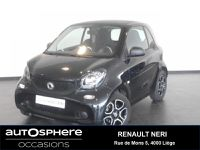 Smart ForTwo Coupe-Airco-J Alu-50.000 KM