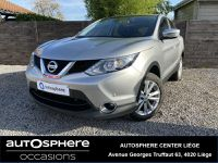 Nissan Qashqai GPS JTS 17