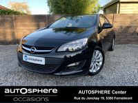 Opel Astra Berline and Sports