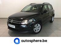 Volkswagen Tiguan II Trend and Fun