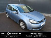 Volkswagen Golf VI Blue Motion