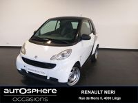 Smart ForTwo For Two Bi color Noir - Blanc - 112.798 KM