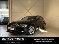Audi A4 break GPS