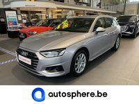 Audi A4 Advanced - GPS/reg vit/capteurs arr/jantes alu