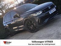Volkswagen Tiguan Platinium Black Style