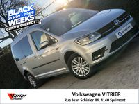 Volkswagen Caddy Maxi Family Double Cabine
