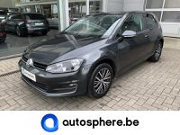 Volkswagen Golf VII Allstar - crochet remorquage