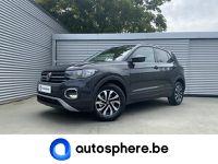Volkswagen T-Cross BOITE AUTO 110CV-GPS-CAMERA-CLIM+++