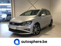 Volkswagen Golf Sportsvan Highline-CAMERA-GPS