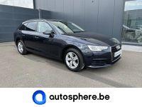 Audi A4 Cuir-JA-GPS
