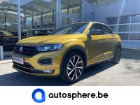 Volkswagen T-Roc R-line-Cuir-Navigation-JA18\\\'\\\'-LED-Caméra de recu