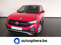 Volkswagen T-Cross 1.0L 115CV BOITE AUTOMATIQUE 8087KMS!!!