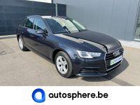 Audi A4 Cuir-GPS-JA-ClimAuto