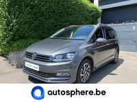 Volkswagen Touran Sound 1.2TSi 110cv -GPS/Attelage de remorque/Airco