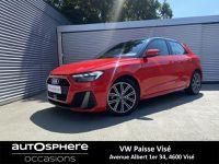 Audi A1 S-Line 115cv Phares led, app connect +++