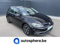 Volkswagen Golf Navi,JA 16,Clim auto,App connect,Cam,Securités