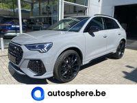 Audi RS Q3 Shadow Look*Echappement RS Black*Sonos sound*Pano+