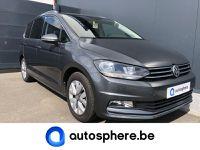 Volkswagen Touran 7Places-JA-ClimAuto-ACC-Caméra