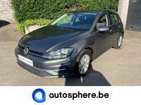 Volkswagen Golf Comfortline 1.6TDi 116cv - GPS/Caméra/Airco auto