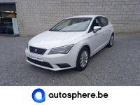 Seat Leon Style 1.6TDi 110cv DSG7 - GPS/Airco auto