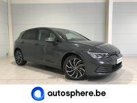 Volkswagen Golf Life-GPS-Park Pilot-App connect