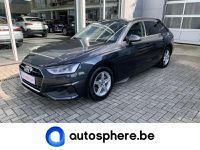 Audi A4 capteurs av et arr/ reg vit / gps / jantes alu