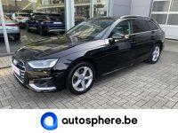 Audi A4 Advanced - camera/capt av et arr/gps/sieges chauff