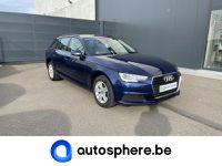 Audi A4 Auto-GPS-JA-ParkPilot-+++
