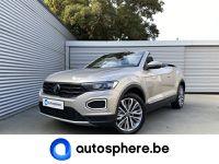 Volkswagen T-Roc Cabrio-LED-GPS-CAMERA-CLIM+++++