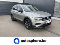 Volkswagen Tiguan GPS-AppConnect-ParkPilot-ClimAuto-ACC-+++