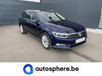Volkswagen Passat Alcantara-ToitPano-Caméra-GPS-ACC-+++